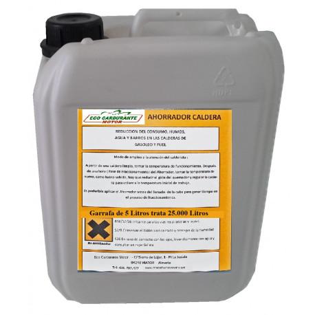 Aditivo gasoil calefacción 5 Litros (IVA y Transporte incluido)