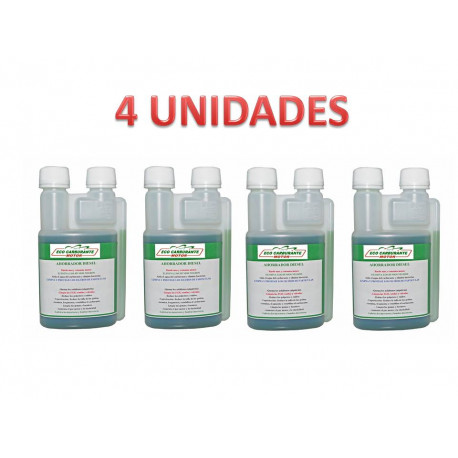 Aditivo Diésel 1 Litro (4x250ml) (IVA y Transporte incluido)