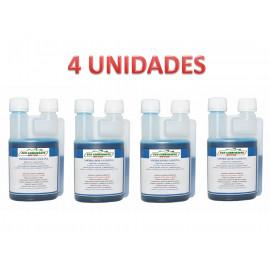 Aditivo gasolina 1 Litro (4x250ml) (IVA y Transporte incluido)
