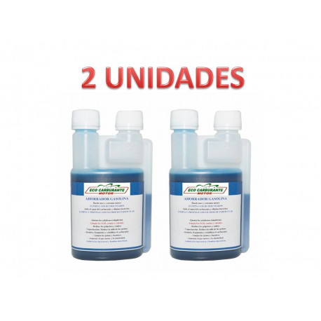Aditivo Gasolina 250 ML (2x250ml) (IVA y Transporte incluido)