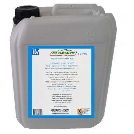 Aditivo Gasolina 5 Litros (IVA y Transporte incluido)