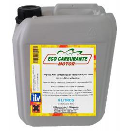 Eco Limpiador Carbonilla de 5 Litros motores diésel y gasolina