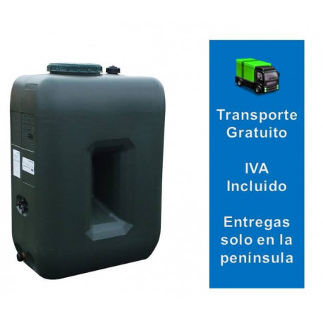 Depósito Agua 1000 litros Aqualentz Rectangular ATM