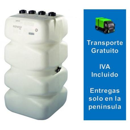 Depósito Gasóleo  700 litros Variolentz simple