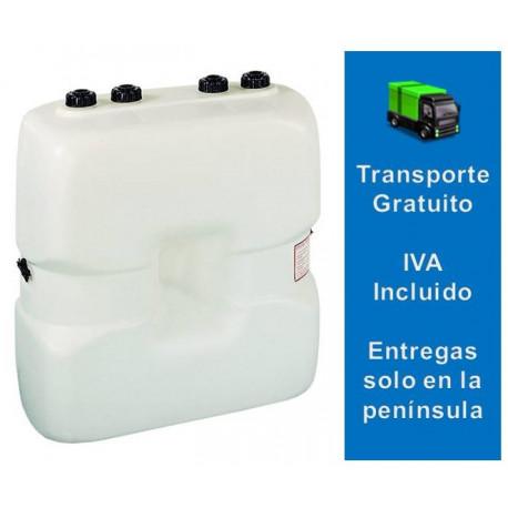 Depósito Gasóleo  700 litros Eurolentz pared simple