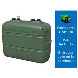Depósito Gasoil Exterior 1000 Litros  Confort Verde